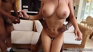 Old And Young Arab My Big Black Threesome