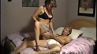 Mature Couple Creampie
