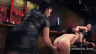 Anal Toying And Fisting Lesbians
