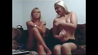 Milf And Teen Lesbians On Cam