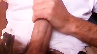 Huge Dick Cum