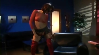 Pussy Teasing And Ass Plugging