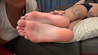 Foot Fetish, Feet, Fetish, Hd