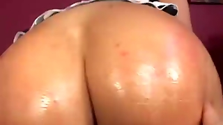 Blonde Uses Ass Sets To Pay Off Mortgage