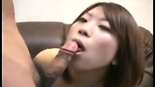 Busty Amateur At Blowjob Casting