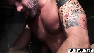Hot Gay Dap With Creampie