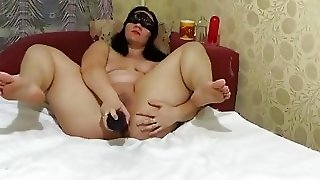 Anal Fisting And Anal Play, Mature Milf!