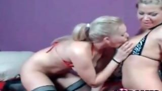 British Lesbians Are Anal Lovers & More