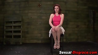 Dominated Bdsm Ho Cummed