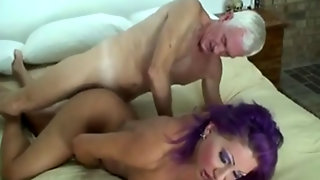 Hot Shemale Ariel Fucks With The Mature Lover