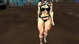Amazons And Muscled Women Game Rol