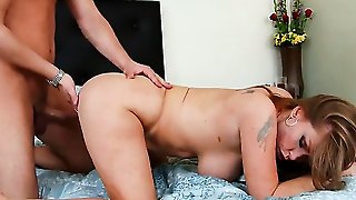Milf Darla Crane Gets Humped