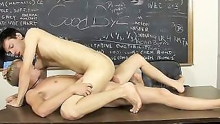 Use Empty Classroom For Good Anal Fuck!