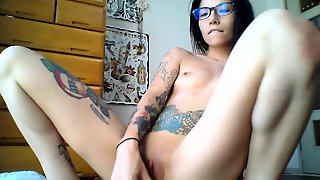 Succulent Teen Webcam Toying