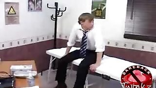 Twinks Bareback Medical Exam