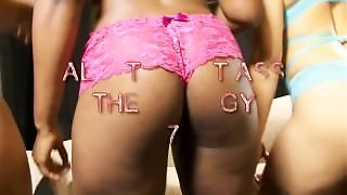 All That Ass The Orgy 07