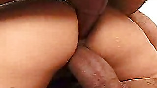 Crystal Threesome Bisexual Blowjob
