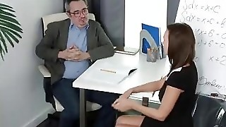 Tricky Old Teacher - Nataly Let's Tricky Old Teacher Play