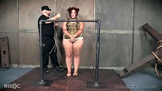 Bbw Chained In The Dungeon