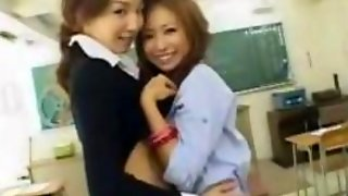 Schoolgirl And Her Teacher Kissing Passionately Sucking Guys Cock Cum To Mouth Swapping Cum In The Classroom