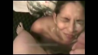 Amateur Facials And Cumshots 2