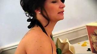 Romantic Dinner Ends With A Hot Sex