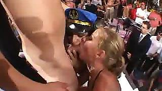 Brazilian Party Orgy Hard Fuck