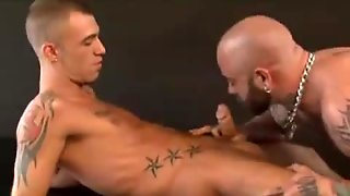 Gay, Ass, Muscled, Hardcore, Anal, Facial, Hunks