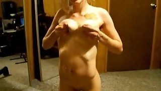 Milf With Tattoo Lactating