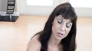 Sandra Bollocks Big Tit Sister With Down Syndrome Loves Cock