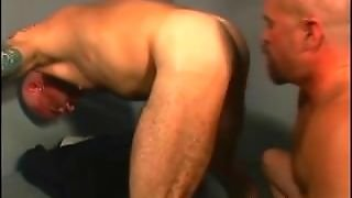 Gay, Police, Bear, Muscle, Ass Fuck, Ass Fucking, Hairy, Prison