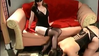 Compliation Of Blindfolded Ladies 55 (Lesbian)