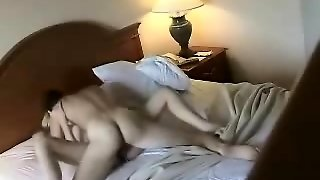 Nice Fucking On Vacation In Motel