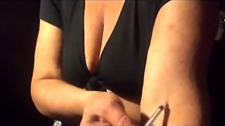 Big Tit Slut Slamming Meth