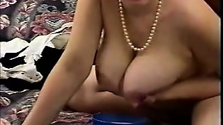 Big Nippled Big Tits Dripping With Milk