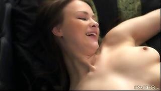 Stunning Tight Babe Beata Undine Railed
