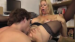 Busty Milf Hardcore And Facial