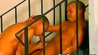 Ghetto Gay With Big Dick Fucks