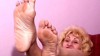 Kink, Fetish, Granny Arches, Blond Soles, Old Bunions, Granny Soles, Feet, Stinky Soles, Old, Mature, Mature Soles