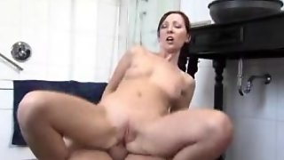 Lovely Young Teen First Anal