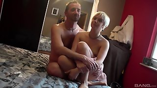 Awesome Mellisa Likes To Ride A Dick Until She Reaches An Orgasm