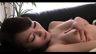 Japanese Slut Wife Masturbation