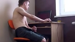 Twinks Xxx Kameron Sucks His Own Cock And Busts A Nut!