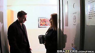 Brazzers - Big Tits In Uniform - Going Down S