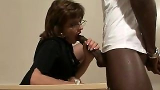 Interracial Threesome With Lady Sonia