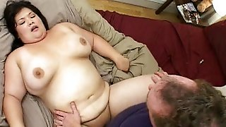 Fat Beauties Pussy Fucked Gently