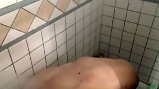 Chubby Booty Shower - 86