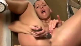 Teen, Backstage, Teen Masturbating, Masturbating Teen