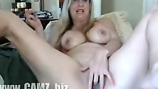Hot Granny With Dildo,grannies