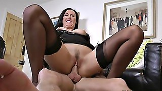 British Mature Jizz Soak